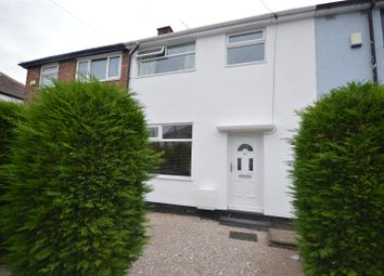 Thumbnail 3 bed terraced house for sale in Norwood Road, Wallasey
