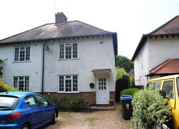 Thumbnail 2 bed semi-detached house to rent in Anthonys, Horsell, Woking
