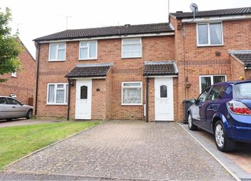 Thumbnail 2 bed terraced house for sale in Callaghan Close, Swindon
