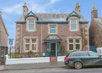 Thumbnail 5 bed detached house for sale in Burrell Street, Crieff