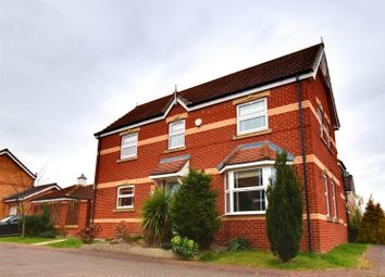 Thumbnail 4 bed detached house for sale in Longwood Close, Rotherham, South Yorkshire