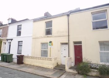 Thumbnail 3 bed terraced house for sale in Mutley, Plymouth, Devon