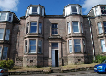 Thumbnail 1 bedroom flat to rent in Royal Street, Gourock Furnished