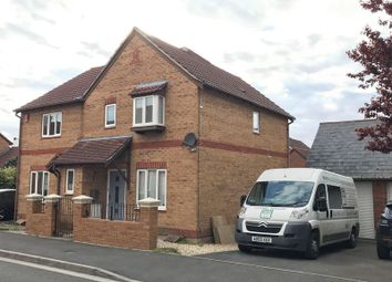 Thumbnail 3 bed semi-detached house for sale in Bransby Way, Weston-Super-Mare