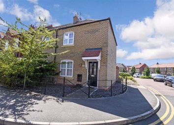 Thumbnail 2 bed end terrace house for sale in Shinewater Park, Kingswood, Hull, East Yorkshire