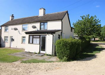 Thumbnail 2 bedroom semi-detached house for sale in West View, Great Stukeley, Huntingdon