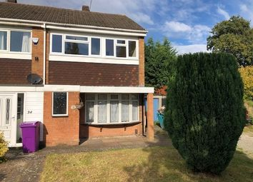 Thumbnail 3 bed terraced house to rent in Telford Gardens, Wolverhampton