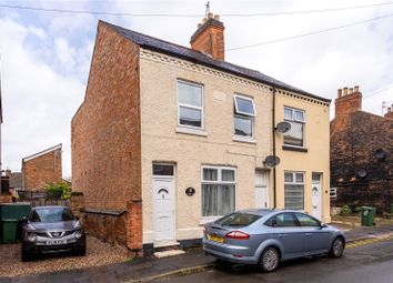 Thumbnail 3 bed semi-detached house for sale in Albion Street, Syston, Leicester, Leicestershire