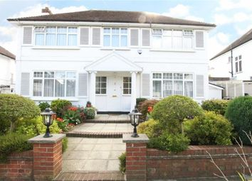 Thumbnail 4 bed detached house for sale in Rowben Close, Totteridge, London