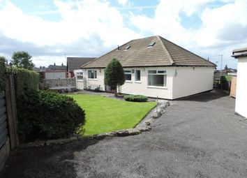 Thumbnail 5 bed detached bungalow for sale in Sholver Hill Close, Oldham