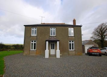 Thumbnail 3 bed detached house to rent in Helstone, Camelford