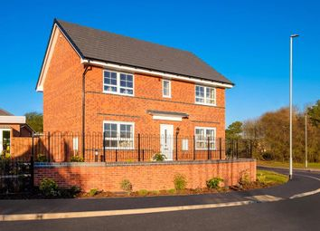 """Thumbnail 4 bed detached house for sale in """"Alnmouth"""" at Pye Green Road, Hednesford, Cannock"""