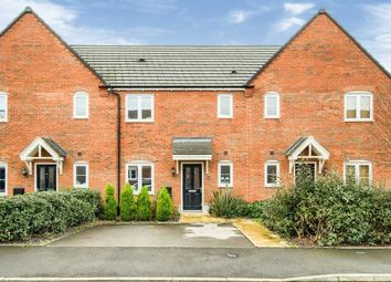 Thumbnail 3 bed terraced house for sale in Bosworth Avenue, Stratford-Upon-Avon
