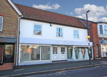 Thumbnail Retail premises for sale in High Street, Earls Colne