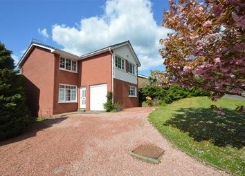 Thumbnail 4 bed detached house for sale in Millheugh, Larkhall