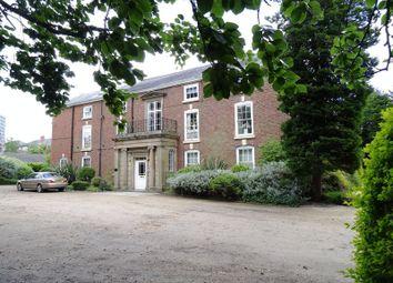 Thumbnail 1 bed flat to rent in Brocklehurst Manor, Brocklehurst Avenue, Macclesfield, Cheshire