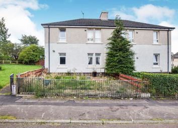 Thumbnail 1 bed flat for sale in Inzievar Terrace, Glasgow