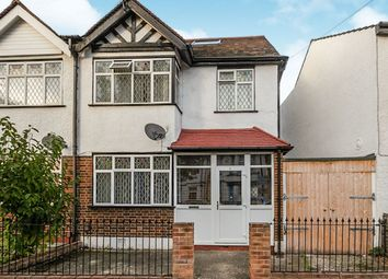Thumbnail 4 bed semi-detached house for sale in Sunnycroft Road, London
