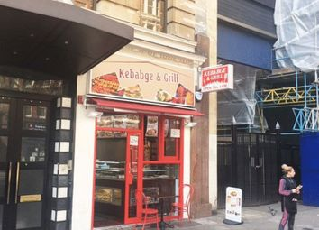 Thumbnail Restaurant/cafe to let in Charing Cross Road, London