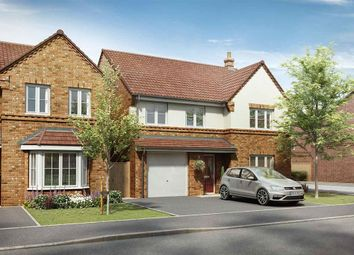"4 bed detached house for sale in ""The Wortham - Plot 80"" at Grantham Road, Waddington, Lincoln LN5"