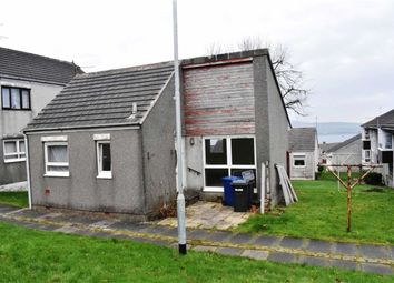 Thumbnail 1 bed detached bungalow for sale in 81, Bridgend Avenue, Port Glasgow, Renfrewshire