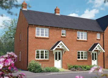 "Thumbnail 3 bedroom semi-detached house for sale in ""The Southwold"" at Towcester Road, Silverstone, Towcester"