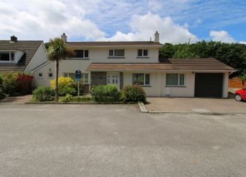 Thumbnail 4 bed detached house for sale in St. Johns Close, Helston