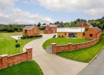Thumbnail Detached house for sale in Danzey Green, Tanworth-In-Arden, Solihull