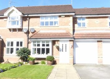 Thumbnail 3 bed terraced house for sale in Hazlemere Close, Northwich, Cheshire