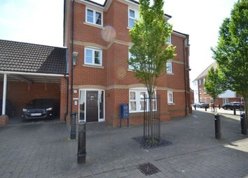 Thumbnail 1 bed flat to rent in Harberd Tye, Chelmsford