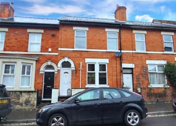 Thumbnail 4 bed terraced house to rent in West Avenue, Derby