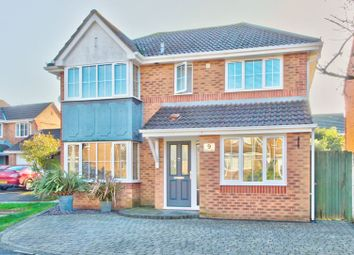 4 bed detached house for sale in Blann Close, Nursling, Hampshire SO16