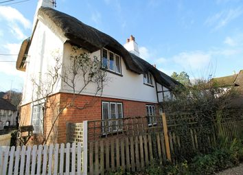 Thumbnail 2 bed semi-detached house for sale in Gracious Street, Selborne, Hampshire