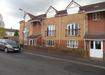 Thumbnail 2 bed flat for sale in Linden Court, Clarence Road, Kingswood
