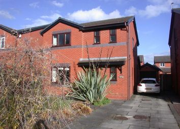 Thumbnail 3 bedroom detached house to rent in Gillow Road, Kirkham, Preston