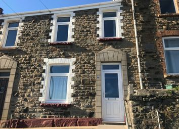 Thumbnail 3 bed terraced house to rent in Evans Terrace, Mount Pleasant, Swansea