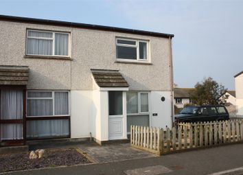 Thumbnail 2 bed semi-detached house to rent in Dale Road, Newquay