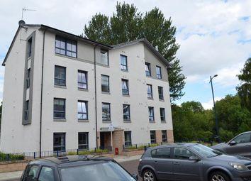 Thumbnail 1 bed flat for sale in Haughview Terrace, Oatlands, Glasgow