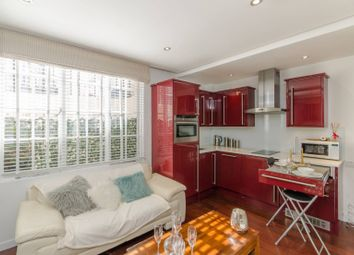Thumbnail 1 bed flat to rent in West Eaton Place, Belgravia