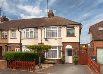 Thumbnail 3 bed end terrace house for sale in Harcourt Street, Luton