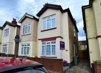 Thumbnail 3 bed semi-detached house for sale in Vicarage Road, Sutton
