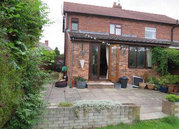 Thumbnail 3 bed semi-detached house for sale in Burton Road, Little Neston, Neston