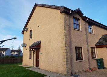 Thumbnail 2 bedroom flat to rent in Silberg Drive, Buckie, Moray