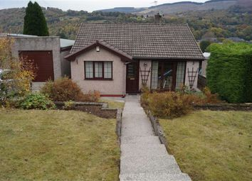 Thumbnail 4 bed detached bungalow for sale in Abercwmboi Isaf Road, Mountain Ash