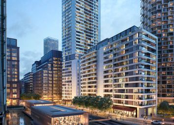 Thumbnail 2 bedroom flat for sale in Park Drive, Canary Wharf