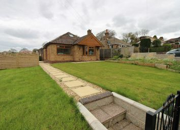 Thumbnail 2 bed detached bungalow for sale in Woodside Avenue, Brown Edge, Staffordshire