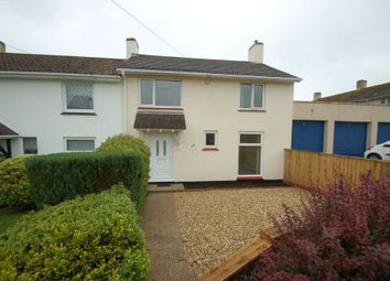 Thumbnail 3 bed end terrace house to rent in Gibson Road, Paignton