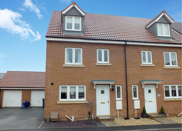 Thumbnail 4 bed semi-detached house to rent in Thirsk Drive, Paxcroft Mead, Trowbridge