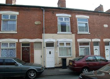 Thumbnail 3 bed terraced house to rent in Moores Road, Belgrave, Leicester