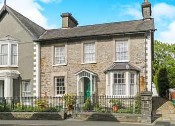 Thumbnail 5 bed semi-detached house for sale in Station Road, Llanrwst, Conwy